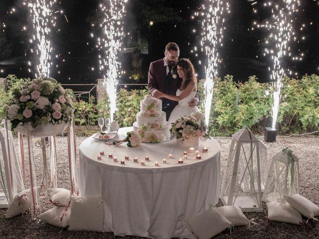 Il matrimonio di Tommaso e Sara a Bodio Lomnago, Varese 17