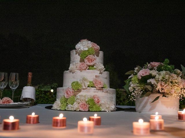 Il matrimonio di Tommaso e Sara a Bodio Lomnago, Varese 19
