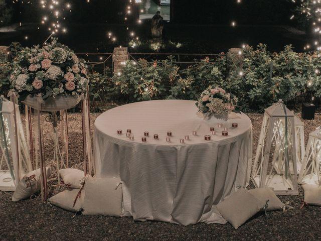 Il matrimonio di Tommaso e Sara a Bodio Lomnago, Varese 32