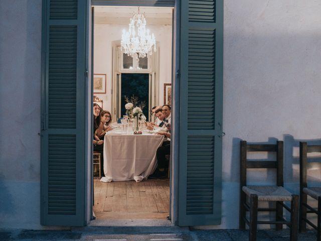 Il matrimonio di Tommaso e Sara a Bodio Lomnago, Varese 36