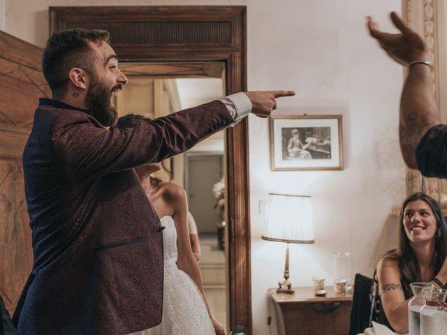 Il matrimonio di Tommaso e Sara a Bodio Lomnago, Varese 37