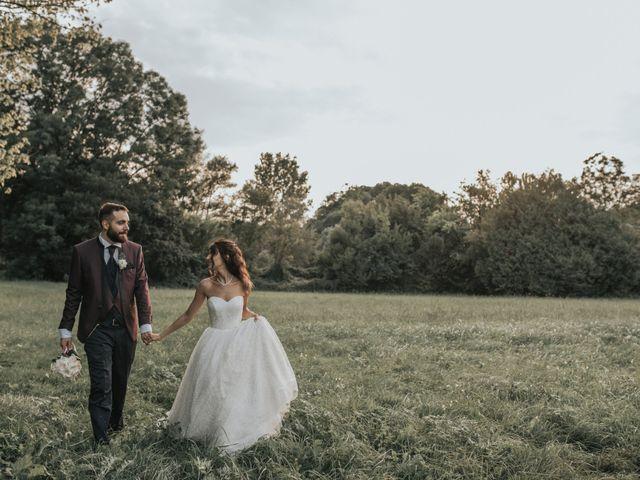 Il matrimonio di Tommaso e Sara a Bodio Lomnago, Varese 52