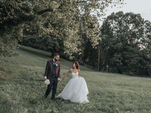 Il matrimonio di Tommaso e Sara a Bodio Lomnago, Varese 1