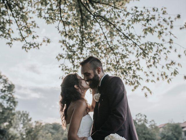 Il matrimonio di Tommaso e Sara a Bodio Lomnago, Varese 56