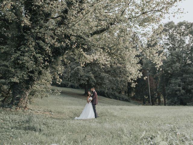 Il matrimonio di Tommaso e Sara a Bodio Lomnago, Varese 57