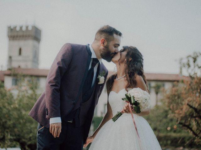 Il matrimonio di Tommaso e Sara a Bodio Lomnago, Varese 62