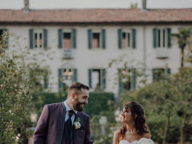 Il matrimonio di Tommaso e Sara a Bodio Lomnago, Varese 64