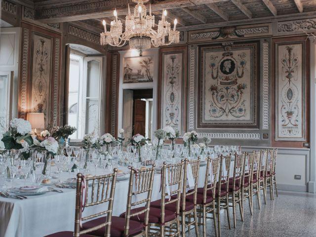 Il matrimonio di Tommaso e Sara a Bodio Lomnago, Varese 65