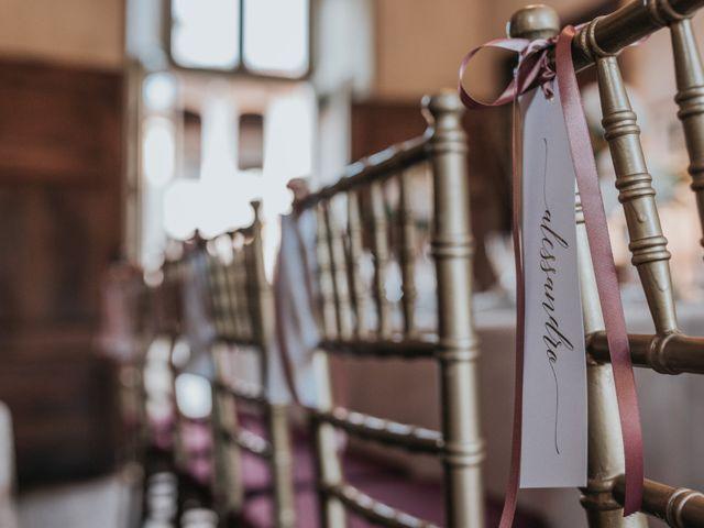 Il matrimonio di Tommaso e Sara a Bodio Lomnago, Varese 72