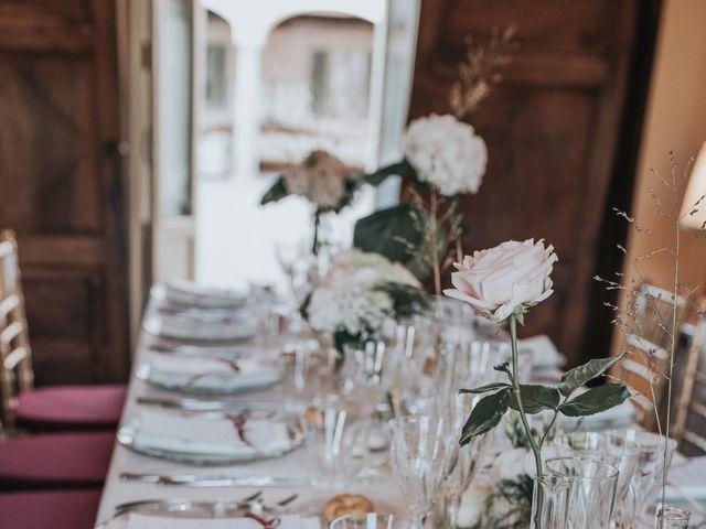 Il matrimonio di Tommaso e Sara a Bodio Lomnago, Varese 73