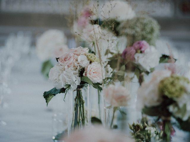 Il matrimonio di Tommaso e Sara a Bodio Lomnago, Varese 74