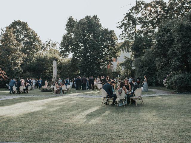 Il matrimonio di Tommaso e Sara a Bodio Lomnago, Varese 76