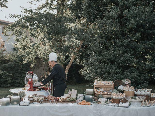 Il matrimonio di Tommaso e Sara a Bodio Lomnago, Varese 79