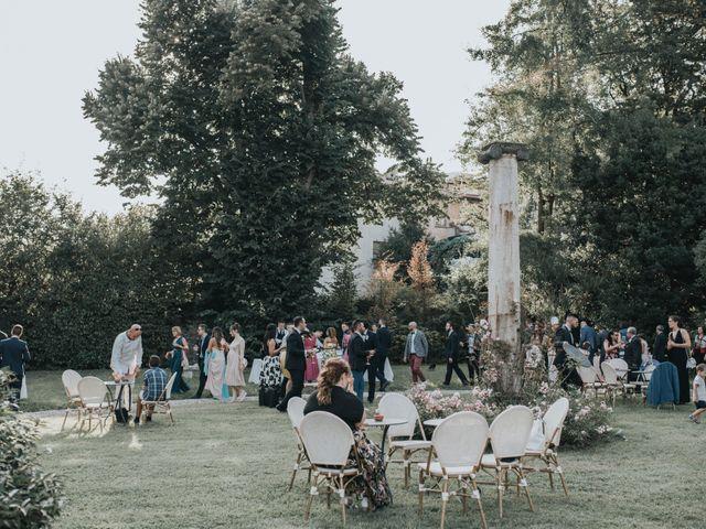Il matrimonio di Tommaso e Sara a Bodio Lomnago, Varese 82