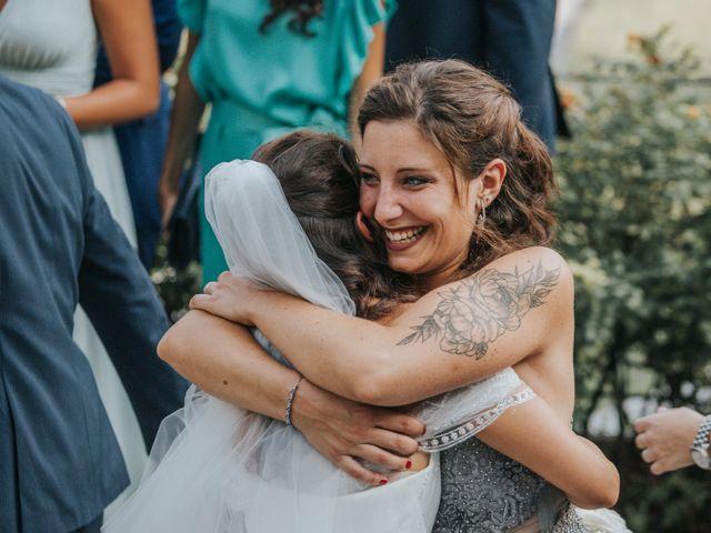Il matrimonio di Tommaso e Sara a Bodio Lomnago, Varese 91