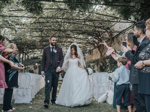 Il matrimonio di Tommaso e Sara a Bodio Lomnago, Varese 96