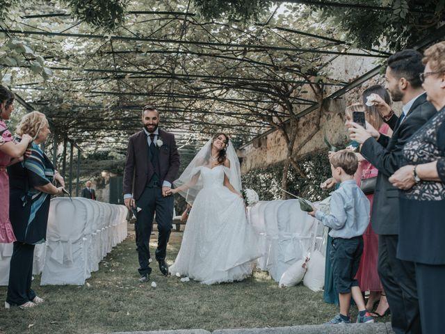 Il matrimonio di Tommaso e Sara a Bodio Lomnago, Varese 97
