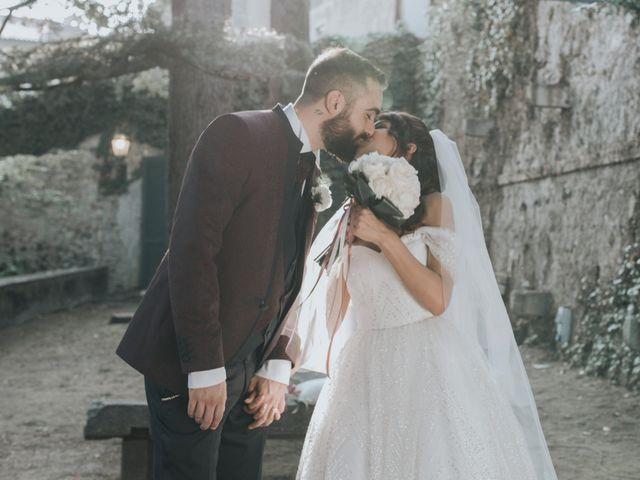 Il matrimonio di Tommaso e Sara a Bodio Lomnago, Varese 98