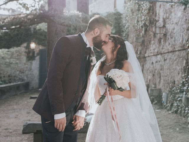 Il matrimonio di Tommaso e Sara a Bodio Lomnago, Varese 99