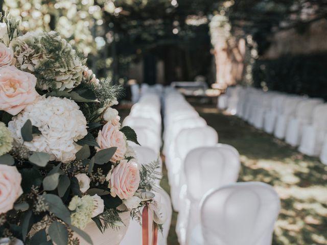Il matrimonio di Tommaso e Sara a Bodio Lomnago, Varese 122