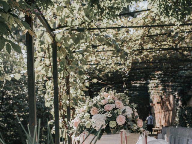 Il matrimonio di Tommaso e Sara a Bodio Lomnago, Varese 128