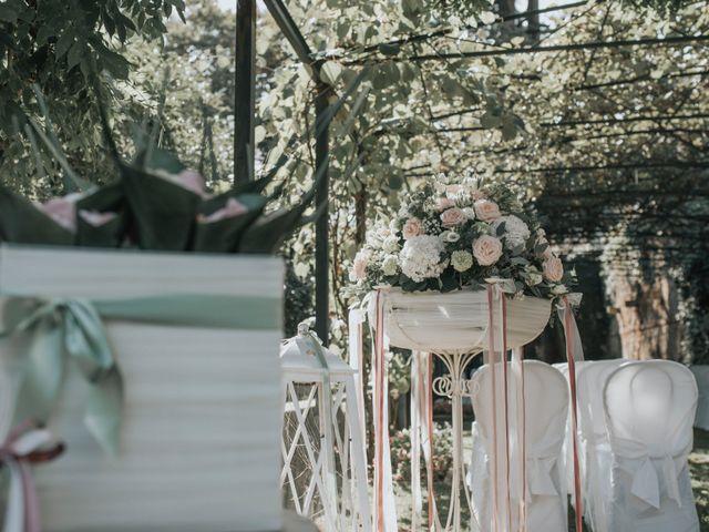 Il matrimonio di Tommaso e Sara a Bodio Lomnago, Varese 135
