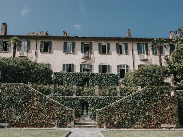 Il matrimonio di Tommaso e Sara a Bodio Lomnago, Varese 137