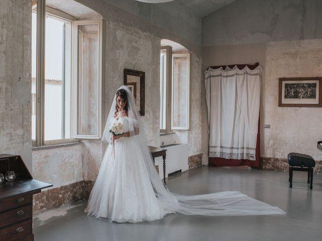 Il matrimonio di Tommaso e Sara a Bodio Lomnago, Varese 140