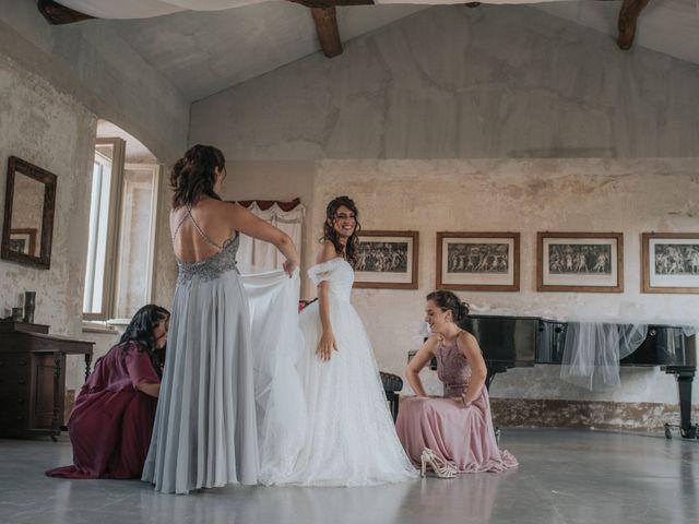 Il matrimonio di Tommaso e Sara a Bodio Lomnago, Varese 143