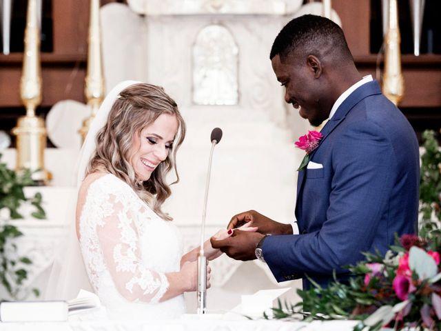 Il matrimonio di Yemmy e Christine a Sacile, Pordenone 3