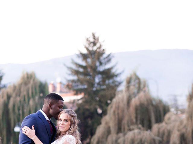 Il matrimonio di Yemmy e Christine a Sacile, Pordenone 5