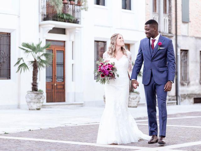 Il matrimonio di Yemmy e Christine a Sacile, Pordenone 7