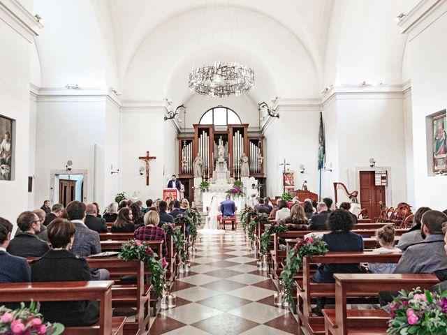 Il matrimonio di Yemmy e Christine a Sacile, Pordenone 12