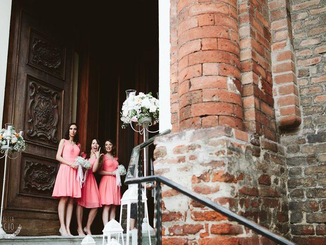 Il matrimonio di Claudio e Paola a Poirino, Torino 24