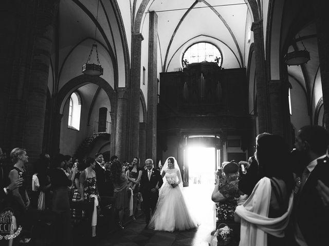 Il matrimonio di Claudio e Paola a Poirino, Torino 25
