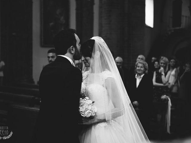 Il matrimonio di Claudio e Paola a Poirino, Torino 27