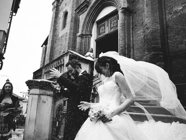 Il matrimonio di Claudio e Paola a Poirino, Torino 32
