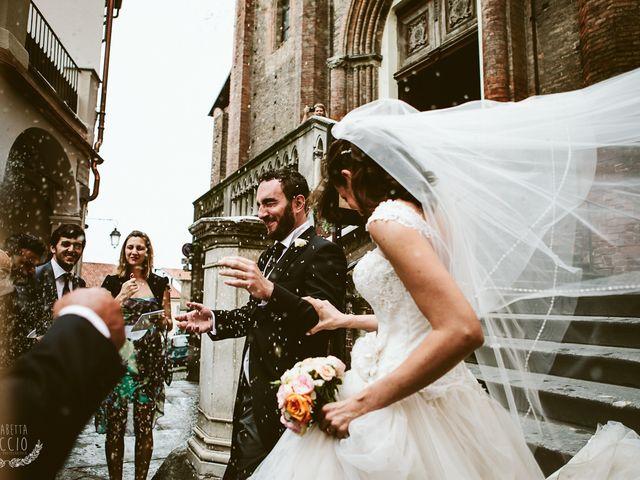 Il matrimonio di Claudio e Paola a Poirino, Torino 33