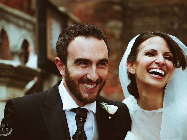 Il matrimonio di Claudio e Paola a Poirino, Torino 34