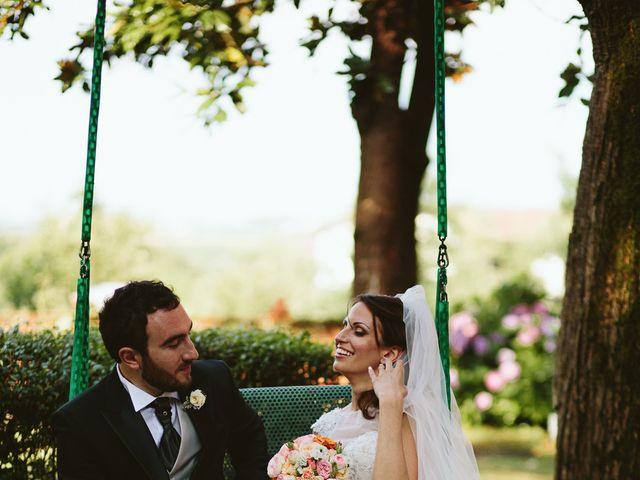 Il matrimonio di Claudio e Paola a Poirino, Torino 40