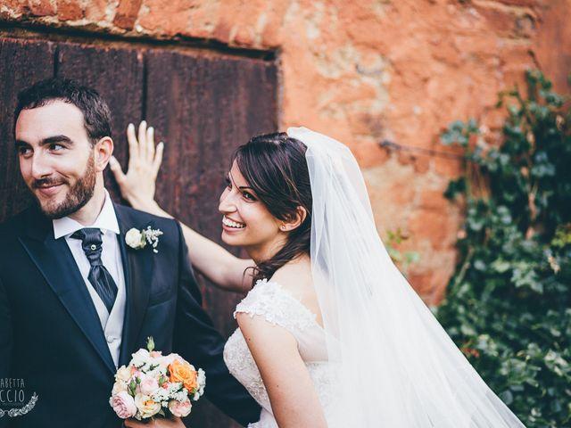 Il matrimonio di Claudio e Paola a Poirino, Torino 42