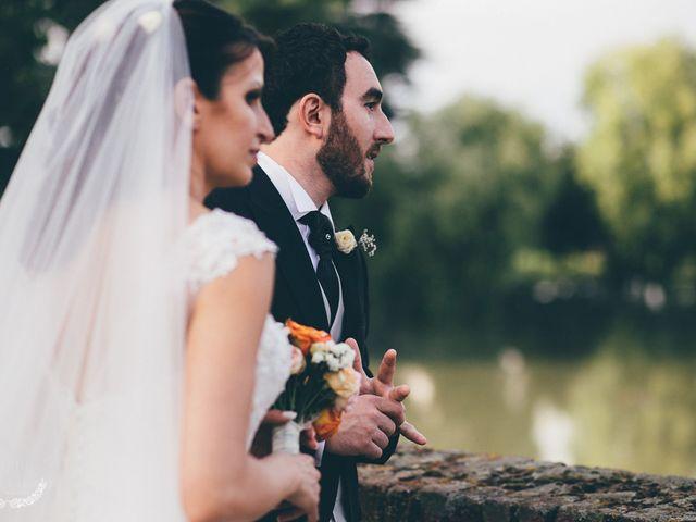 Il matrimonio di Claudio e Paola a Poirino, Torino 43