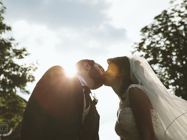 Il matrimonio di Claudio e Paola a Poirino, Torino 44