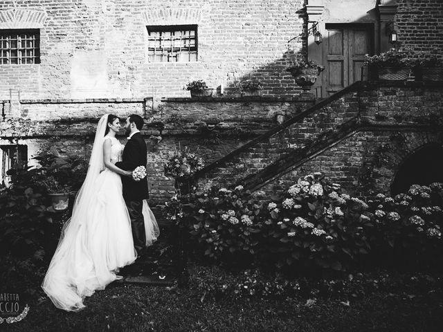 Il matrimonio di Claudio e Paola a Poirino, Torino 1