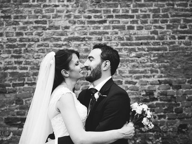 Il matrimonio di Claudio e Paola a Poirino, Torino 2