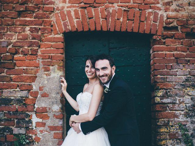 Il matrimonio di Claudio e Paola a Poirino, Torino 47