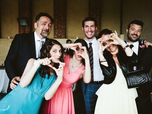 Il matrimonio di Claudio e Paola a Poirino, Torino 52