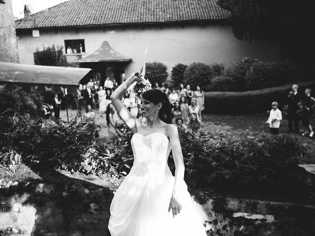Il matrimonio di Claudio e Paola a Poirino, Torino 55