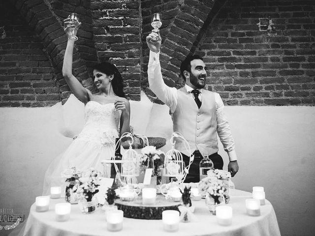 Il matrimonio di Claudio e Paola a Poirino, Torino 58