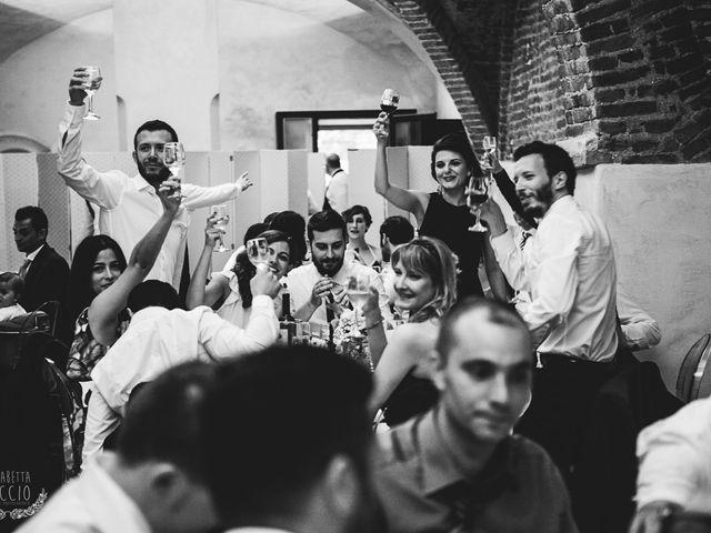 Il matrimonio di Claudio e Paola a Poirino, Torino 59